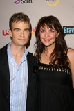 Robin Dunne Photo - Robin Dunne and Amanda Tapping at the NBC Universal 2008 Press Tour All Star Party Beverly Hilton Hotel Beverly Hills CA 07-20-08