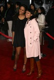 Sydney Poitier Photo - Sydney Tamiia Poitier and Rosario Dawsonat the Los Angeles Premiere of The Number 23 The Orpheum Theater Los Angeles CA 02-13-07