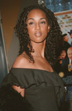 Trina McGee Davis Photo - Trina McGee-Davis at the premiere of Kingdom Come to launch the Pan-African Film Festival Galaxy Theaters Hollywood 02-08-01