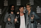 30 Seconds to Mars Photo - 30 Seconds to Marsat the 2010 MTV Video Music Awards Press Room Nokia Theatre LA LIVE Los Angeles CA 08-12-10
