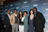Aldis Hodge Photo - Christopher Meloni Alano Miller Jurnee Smollett-Bell Amirah Vann Jessica de Gouw Aldis Hodgeat the Underground WGN Winter 2016 TCA Photo Call The Langham Huntington Hotelm Pasadena CA 01-08-16