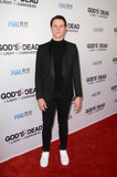Gaspar No Photo - Shane Harperat the Gods Not Dead A Light In Darkness Premiere Egyptian Theater Hollywood CA 03-20-18