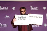 Eric Church Photo - Eric Churchat the 48th Annual Academy Of Country Music Awards Press Room MGM Grand Garden Arena Las Vegas NV 04-07-13