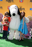 August Maturo Photo - August Maturo Ocean Maturo Francesca Capaldi at The Peanuts Movie Los Angeles Premiere Village Theater Westwood CA 11-01-15