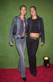 Nikki Collins Photo - Tina and Nikki Collins at the first aniversary of deep Nightclub Hollywood 11-06-01