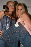 Angel Cassidy Photo - Angel Cassidy and friendat the Tag Jeans and Gold Hawk Fashion Party Element Hollywood CA 06-09-06