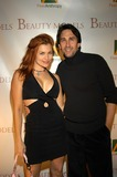 Alicia Arden Photo - Alicia Arden and Robert Mann at Beauty Models Launch Party and Charity Event Cinespace Hollywood Calif 10-16-03