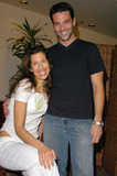 Alysia Reiner Photo - Alysia Reiner and her husband David Alan Basche at the Style 2005 Pre-Golden Globes Luxury Retreat at the Regent Beverly Wilshire Hotel Beverly Hills CA 01-15-05