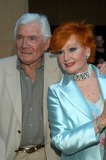 Anne Robinson Photo - Gene Barry and Ann Robinson at The War of the Worlds 50th Anniversary Screening Egyptian Theater Hollywood Calif 08-07-03