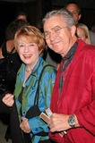 Nancy Dussault Photo - Nancy Dussault and husband at the Gala Opening for National Tour of Movin Out at the Pantages Theatre Hollywood CA 09-17-04
