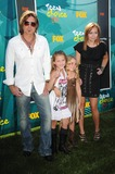 Brandi Cyrus Photo - Billy Ray Cyrus with Brandi Cyrus and family at the Teen Choice Awards 2009 Gibson Amphitheatre Universal City CA 08-09-09