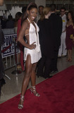 Adrienne-Joi Johnson Photo -  Adrienne-Joi Johnson at the premiere of Columbia Pictures Baby Boy at Loews Cineplex Century City Cinemas 06-21-01