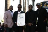 Nathan Morris Photo - Nathan Morris Shawn Stockman Wanya Morris and Michael McCaryat the Boyz II Men Star On The Hollywood Walk Of Fame Ceremony Hollywood CA 01-05-12