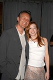 Anthony Head Photo - Anthony Head and Alyson Hannigan at the Buffy The Vampire Slayer Wrap Party Miahaus Studios Los Angeles CA 04-18-03