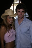 Michael Cole Photo - Bonnie-Jill Laflin and Eric Michael Coleat the Childhelp usa and AHDF Present Babes On Bulls 4  The Saddle Ranch Chop House West Hollywood CA 07-17-05
