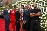 Alex Russell Photo - Alex Russell Lina Esco Peter Onorati Stephanie Sigman Jay Harrington Kenny Johnson Shemar Mooreat the 2017 Summer TCA Tour CBS Television Studios Summer Soiree CBS Studio City CA 08-01-17