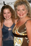 Allie Grant Photo - Allie Grant and her mother Angieat the Party Celebrating Season 3 of Weeds Fred Segal Fun Santa Monica CA 07-24-07