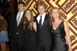 Ann Lembeck Photo - Denis Leary With Ann Lembeck and Family at the HBO Golden Globe Awards After Party Circa 55 Restaurant Beverly Hills CA 01-11-09