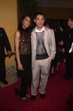 Aaliyah Photo -  Aaliyah and Jet Li at the premiere of Warner Brothers ROMEO MUST DIE in Westwood 03-20-00