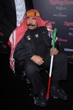 The Iron Sheik Photo - The Iron Sheikat the Rolling Stone American Music Awards VIP After-Party Rolling Stone Restaurant  Lounge Hollywood CA 11-21-10