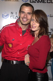 Antonio Sabato Jr Photo -  ANTONIO SABATO JR and DATE at the launch party for the new Nintendo Game Cube system sponsored by MTV in Hollywood 10-03-01