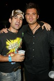 Mike Kasem Photo - Mike Kasem and Diego Varas at the MGD Party Playboy Mansion Beverly Hills CA 02-25-05