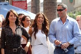 Katie Segal Photo - Katy Segal Sofia Vergara and Nick Loebat the Ed ONeill Hollywood Walk Of Fame Induction Ceremony Hollywood CA 08-30-11