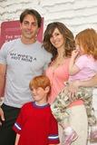 Joy Tilk Bergin Photo - Michael Bergin with Joy Tilk-Bergin and familythe Hot Moms Club Book Launch Party Nanas Garden Los Angeles CA 04-29-06