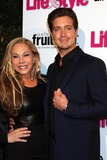 Adrienne Maloof Photo - Adrienne Maloof Jacob Buschat the Hollywood In Bright Pink Bagatelle LA West Hollywood CA 10-09-13
