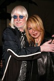 Tupac Photo - Edgar Winter and wife Monique at the premiere of Paramount Pictures Tupac Resurrection at the ArcLight Theaters Hollywood CA 11-04-03