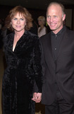Amy Madigan Photo -  Amy Madigan and Ed Harris at the 2nd Annual Hollywood Makeup and Hair Stylist Guild Awards Century Plaza 03-17-01