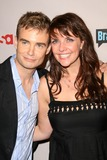 Amanda Tapping Photo - Robin Dunne and Amanda Tapping at the NBC Universal 2008 Press Tour All Star Party Beverly Hilton Hotel Beverly Hills CA 07-20-08