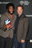 David Costabile Photo - Nyambi Nyambi David Costabileat The Walking Dead Season Four Premiere AMC Universal Citywalk Stadium 19  Universal City CA 10-03-13