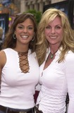 Scooby Doo Photo - Eva LaRue and Cindy Ambuehl at the premiere of Warner Brothers Scooby Doo at the Chinese Theater Hollywood 06-08-02