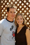 Andrew Firestone Photo - Andrew Firestone and fiance Jennifer at the ABC Primetime Preview Weekend Disneys California Adventure Anaheim CA 09-06-03