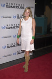 Alexandra Holden Photo -  ALEXANDRA HOLDEN at the launch party for the new Nintendo Game Cube system sponsored by MTV in Hollywood 10-03-01