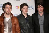Anvil Photo - Toby Kebbell with Sam Riley and Orian Williams at the Los Angeles Premiere of Anvil The Story of Anvil The Egyptian Theatre Hollywood CA 04-07-09