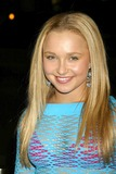 Hayden Panettiere Photo - Hayden Panettiere at the HBO Screening of Iron Jawed Angels in the El Capitan Theatre Hollywood CA 02-12-04