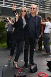 Joe Walsh Photo - Marjorie Bach Joe Walshat Ringo Starrs Birthday Fan Gathering Capitol Records Hollywood CA 07-07-15