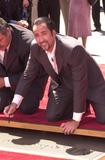 Nicolas Cage Photo -  Nicolas Cage at the handprintfootprint ceremony for Nicolas Cage at the Chinese Theater Hollywood 08-14-01