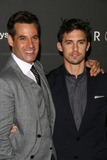 Adrian Pasdar Photo - Adrian Pasdar and Milo Ventimiglia at Heroes Countdown to the Premiere Party Edison Lounge Downtown Los Angeles CA 09-07-08