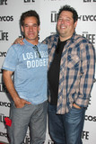 Adrian Pasdar Photo - Adrian Pasdar Greg Grunberg at the LA Launch Of LYCOS Life at the Banned From TV Jam Space North Hollywood CA 06-08-15