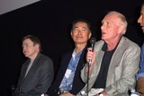 AC Lyles Photo - Walter Koenig George Takei and AC Lyles at a screening of Star Trek II The Wrath of Khan As part of the American Cinematheque film searies 3rd annual Festival of Fantasy and Science Fiction The Egyptian Theater Hollywood CA 08-08-02