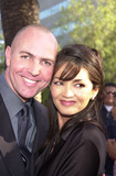 Arnold Vosloo Photo -  Arnold Vosloo and wife Sylvia at the premiere of Universals The Mummy Returns at the Universal Amphitheater Universal City 04-29-01