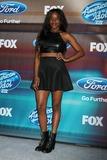 Adanna Duru Photo - Adanna Duruat the American Idol Season 14 Finalists Party The District Los Angeles CA 03-11-15