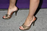 Jewel Staite Photo - Jewel Staites shoesat the EW Magazine and Sci-Fi Channel Comic-Con Party Solamar Hotel San Diego CA 09-28-07