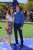 Jeff Dunham Photo - Audrey Murdick Jeff Dunhamat the Smurfs The Lost Village Los Angeles Premiere Arclight Culver City CA 04-01-17