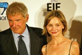 Juvenile Photo - Harrison Ford and Calista Flockhart at the Novo Nordisk Finding A Cure  A Love Story Gala thrown by the Juvenile Disbetes Research Foundation Beverly Hilton Hotel Beverly Hills CA 05-08-04