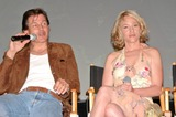 Michael Par Photo - Michael Par and Jenny McShaneat a cast panel and autograph signing for the new horror film Furnace Burbank Hilton Burbank CA 06-04-06