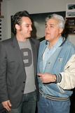 Alex Quinn Photo - Alex Quinn and Jay Lenoat a party before a Katrina Wilma and Rita Hurricane relief Auction benefitting Save the Children Automotive Legends Malibu CA 11-11-05